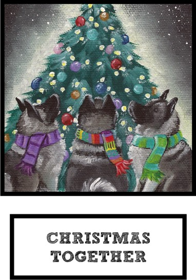 christmas-together-norwegian-elkhound-thumb.jpg