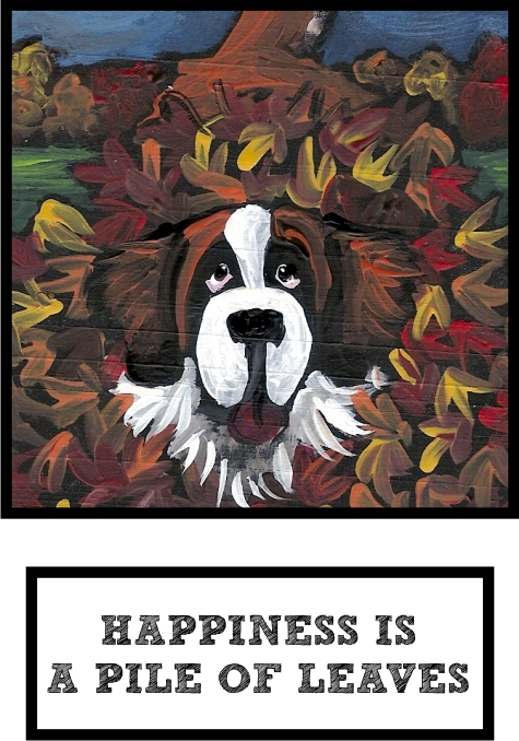 happiness-is-a-pile-of-leaves-saint-bernard-thumb.jpg