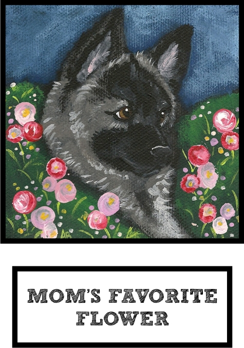 moms-favorite-flower-norwegian-elkhound-thumb.jpg