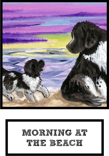 morning-at-the-beach-landseer-newf-thumb.jpg
